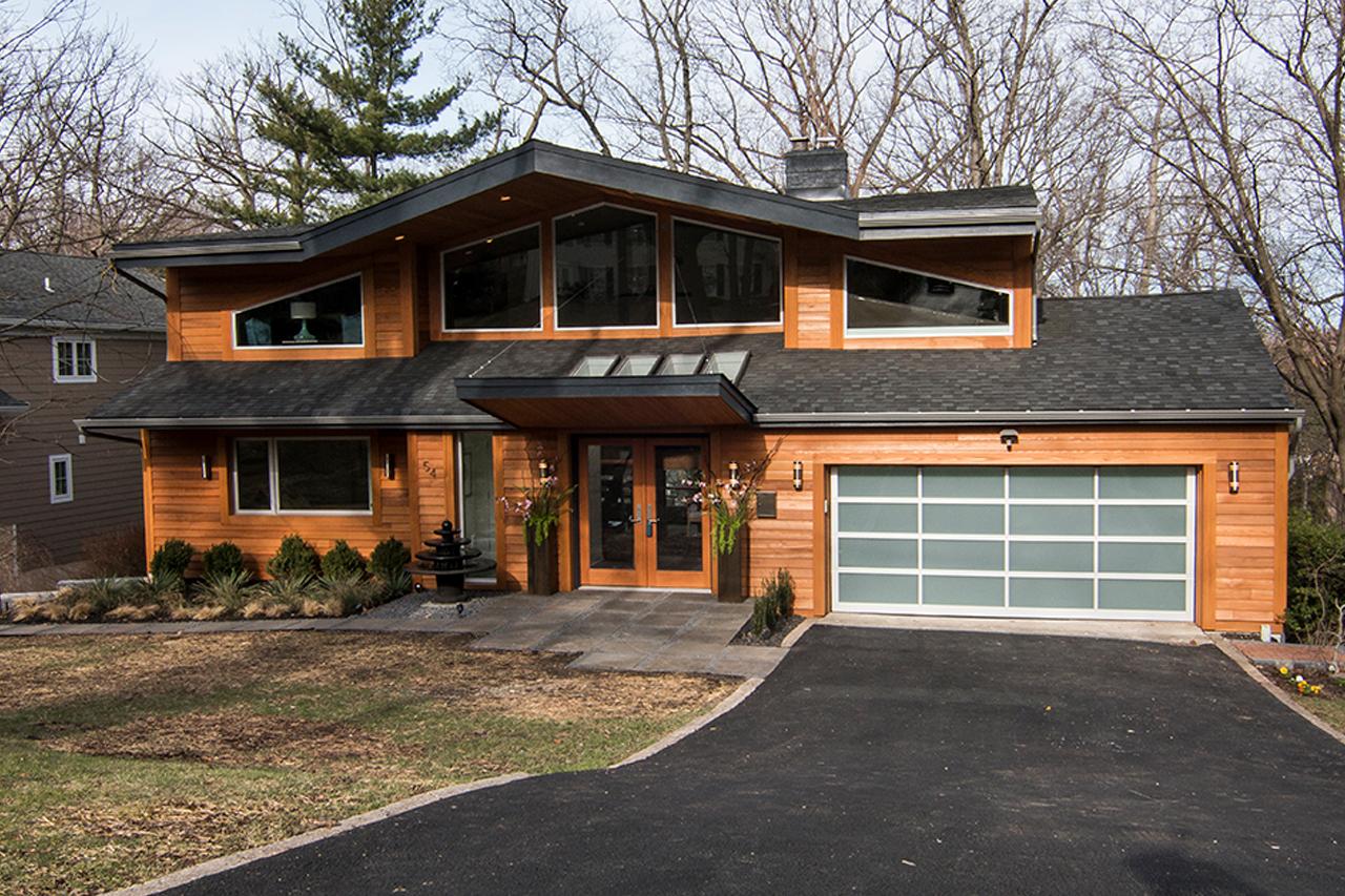 After image, house rebuild - GreenRose Enterprises