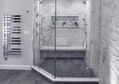 Bathroom Shower - View 2