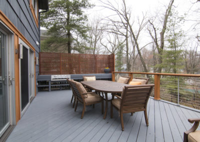 Deck - View from Side