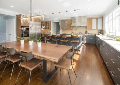 Kitchen View - 2