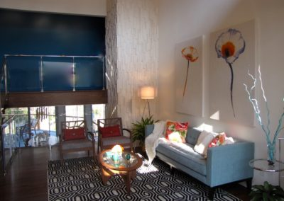 Living Room - View from Entry