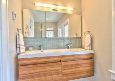 Master Bathroom - Vanity
