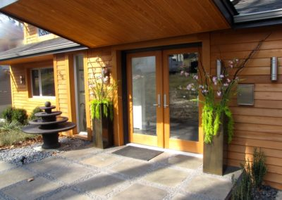 Zen Path and Awning