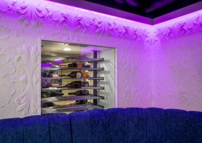 Wine Cellar See-Through Box