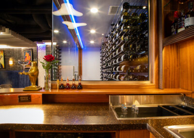 Custom Bar & Cellar